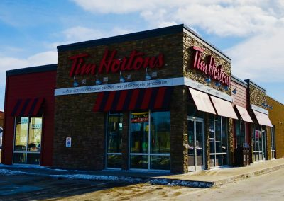 Tim Hortons - May Street