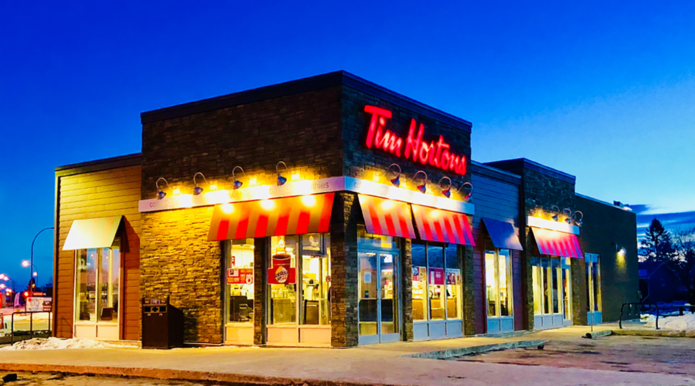 Tim Hortons - Northwood